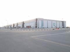 Dubai South Logistic Complex G+M+1-Roadworks