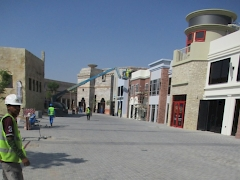 Dubai Parks & Resorts Rd&E
