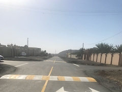 Internal Roads in Thouban- Fujairah
